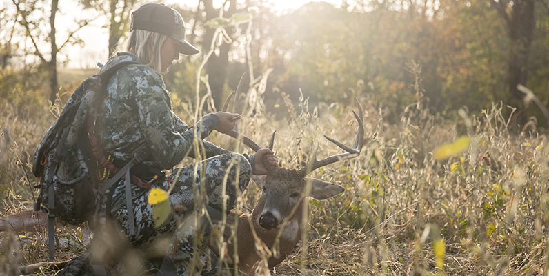 System Thinking: Women's Whitetail