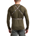 Mountain Optics Harness in Open Country on model back