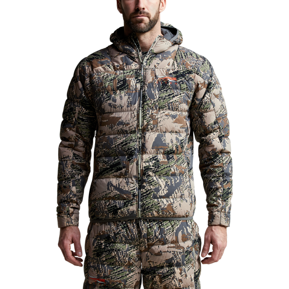 Kelvin Lite Down Jacket Open Country from the side