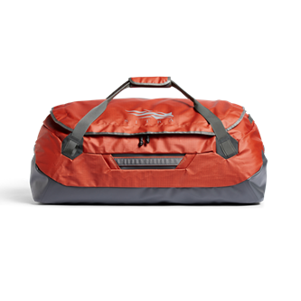 Drifter Duffle 110L in Burnt Orange