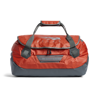 Drifter Duffle 50L in Burnt Orange