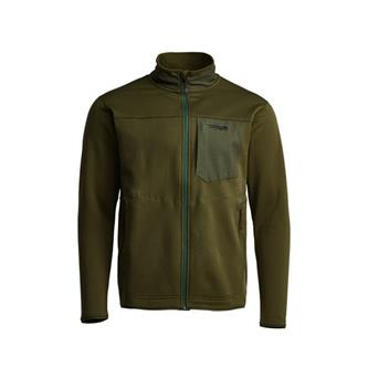 Dry Creek Fleece Jacket in Covert