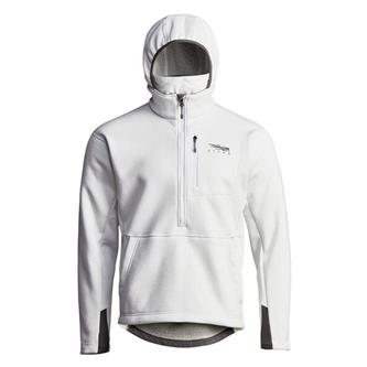 Gradient Hoody in White