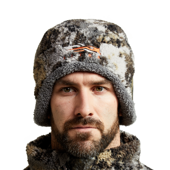Fanatic Windstopper Beanie in Elevated II back view