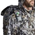 Tool Bucket Whitetail Pack shoulder straps with storage