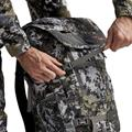 Tool Bucket Whitetail Pack tightening down straps