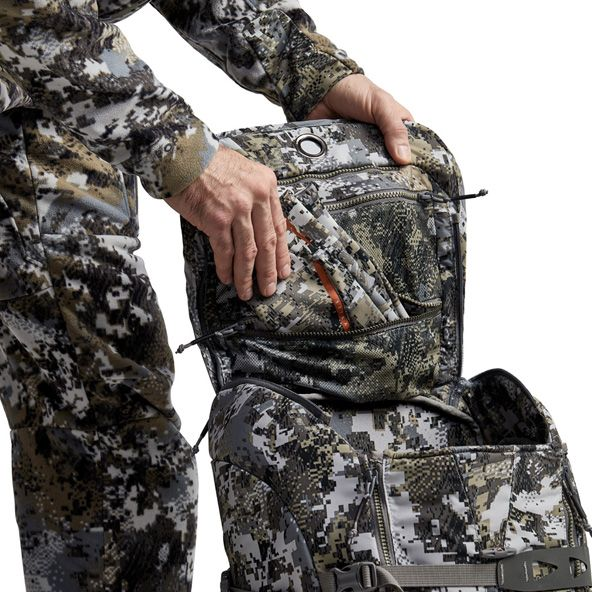 Tool Bucket Whitetail Pack open top storage