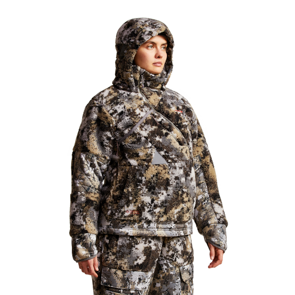 Women's Fanatic Jacket with Windstopper in Elevated II back view