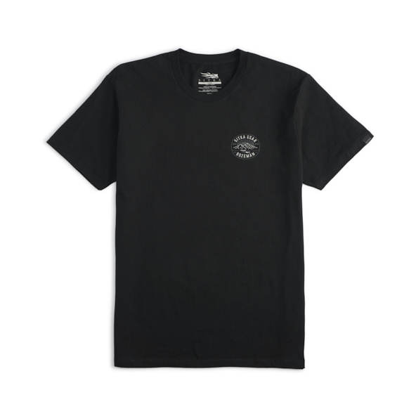 Altitude Tee in SITKA Black