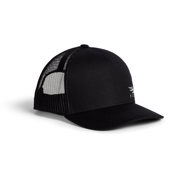 Badge Icon Mid Pro Trucker in SITKA Black