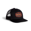 Hunt Patch Hi Pro Trucker in SITKA Black side facing