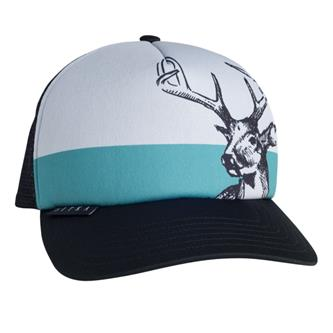 Field Sketch Whitetail Foam Trucker