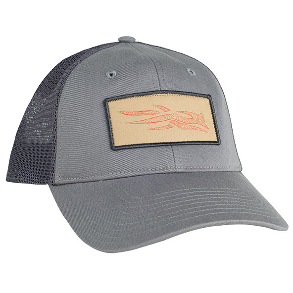 Topo Logo Patch Trucker