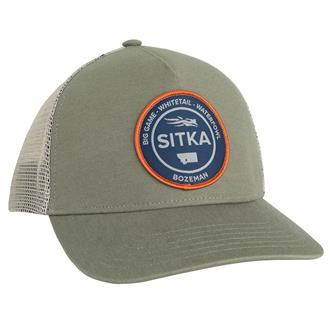 SITKA Seal 5 Panel Patch Trucker