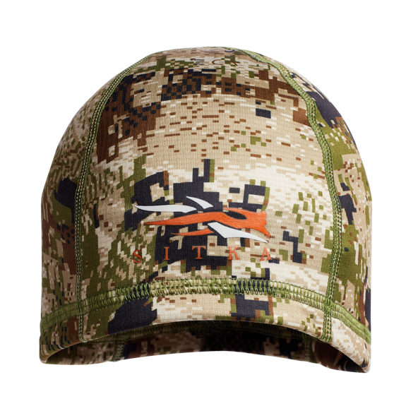 New Sitka Fleece Beanie Hat Camo Hunting Gore Optifade Elevated II One Size
