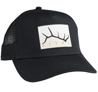 Elk Shed Five Panel Trucker